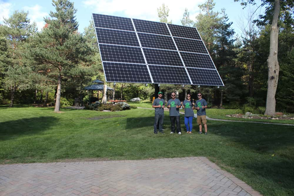 MT Solar Pole-Mounted Solar Panels - Our Team - Buffalo Solar Solutions