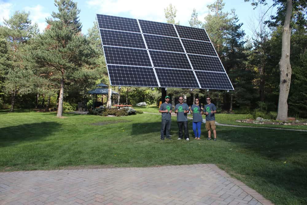 MT Solar Pole-Mounted Solar Panels - Our Team - Buffalo Solar Solutions