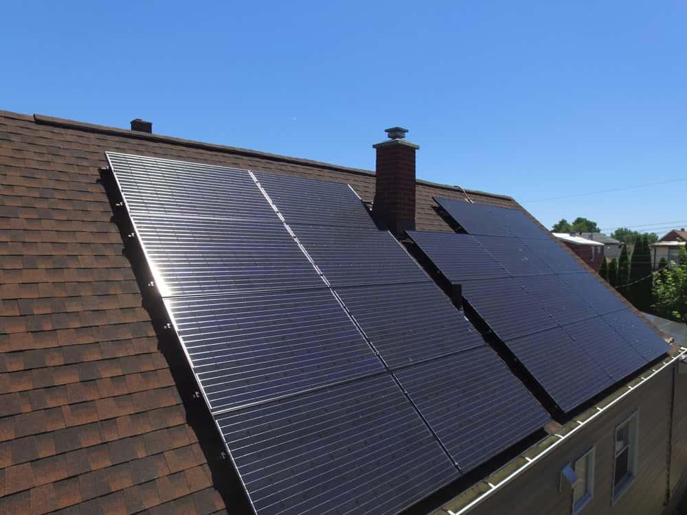 Rainy Days And Solar Panels Are Okay Buffalo Solar