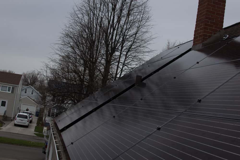 Rainy Days and Solar Panels are Okay - Buffalo Solar Blog - Buffalo Solar Solutions