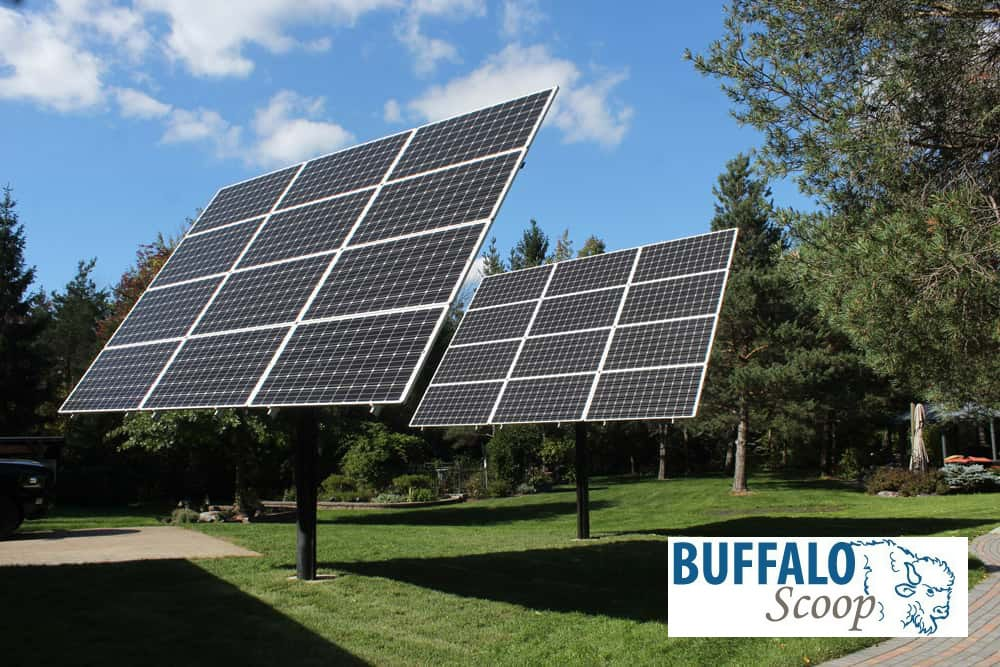 Buffalo Scoop - March 22, 2017 - Buffalo Solar Blog - Buffalo Solar Solutions