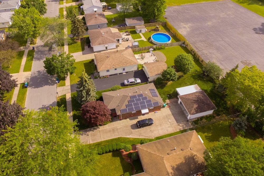 Case Study - Niagara Falls NY May 2017 - Buffalo Solar Solutions