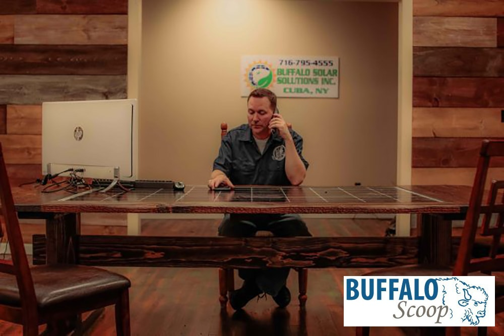 New Southern Tier Office - Buffalo Solar Blog - Buffalo Solar Solutions