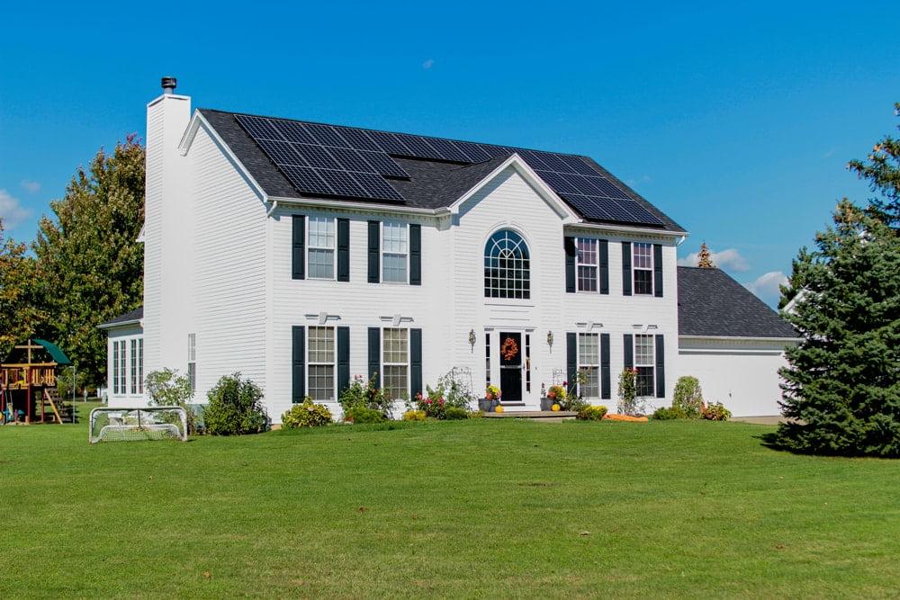 Case Study - Clarence NY June 2017 - Buffalo Solar Solutions