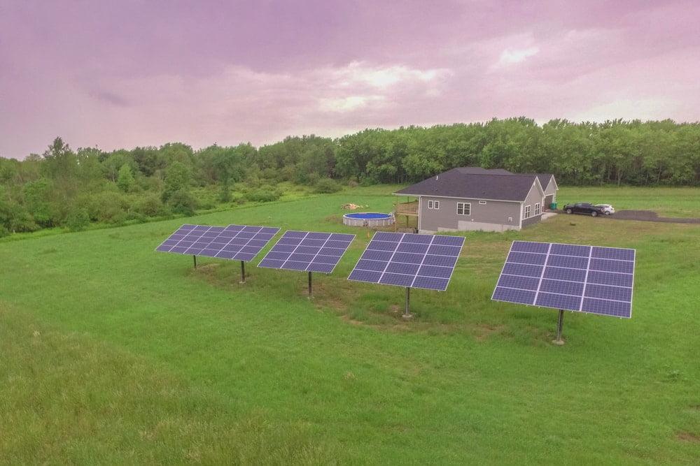 Case Study - Springville NY May 2017 - Buffalo Solar Solutions