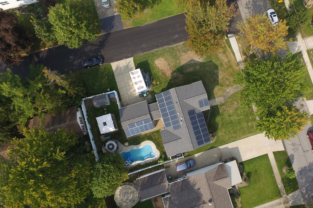 Case Study - Williamsville NY June 2017 - Buffalo Solar Solutions