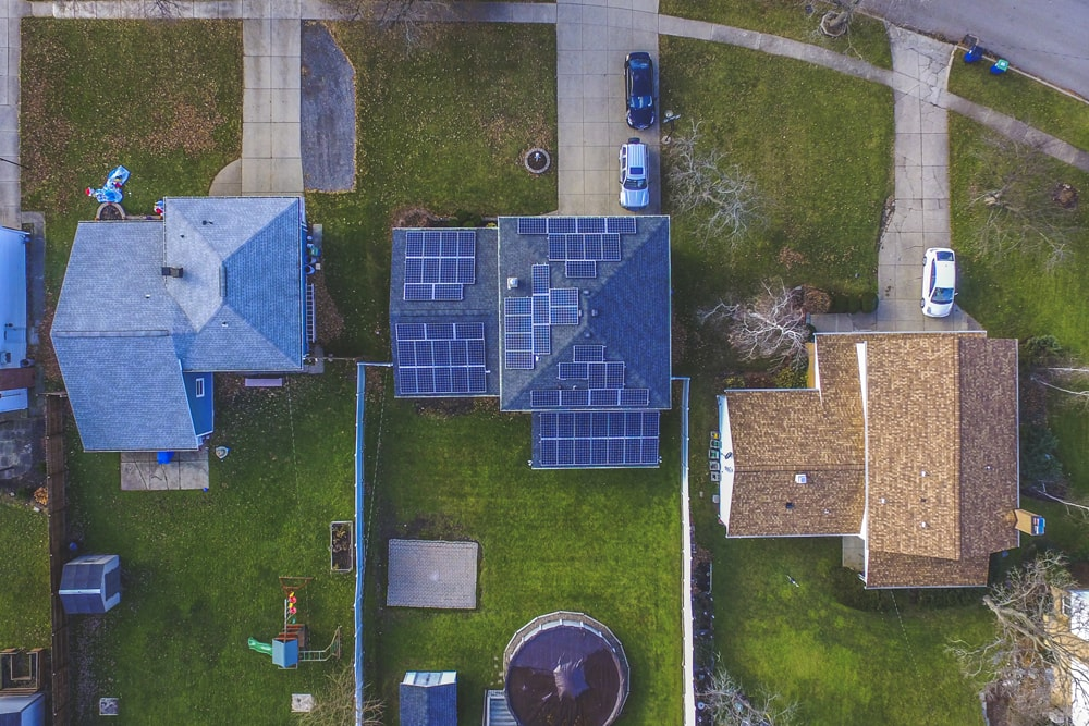 Case Study - Williamsville NY August 2017 - Buffalo Solar Solutions