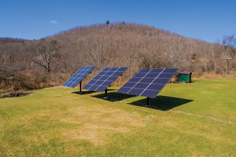 Case Study - Hindsdale NY August 2017 - Buffalo Solar Solutions