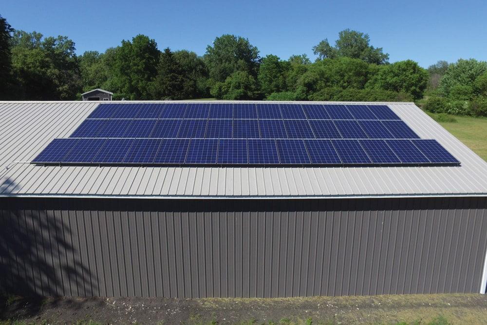 Case Study - West Seneca NY May 2016 - Buffalo Solar Solutions