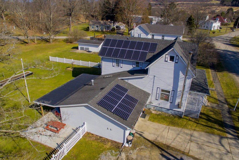 Case Study - Cuba NY September 2017 - Buffalo Solar Solutions