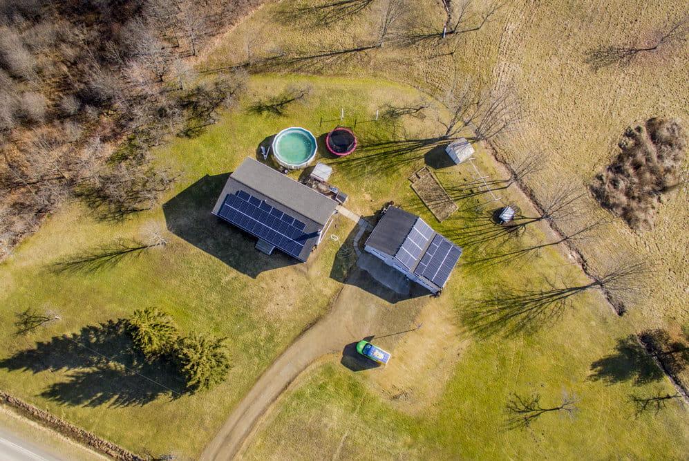 Case Study - Friendship NY January 2018 - Buffalo Solar Solutions