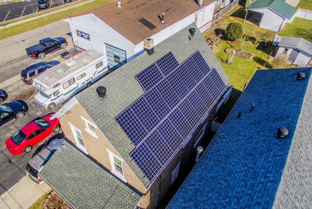 Case Study - Olean NY January 2018 - Buffalo Solar Solutions