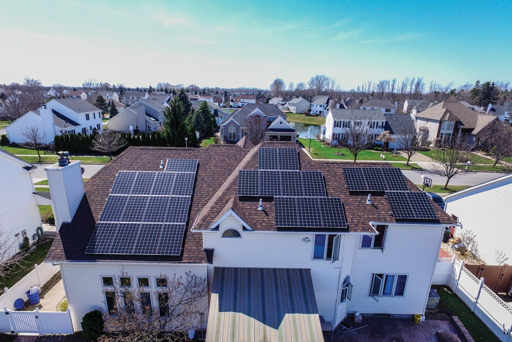 Case Study - Lancaster NY November 2017 - Buffalo Solar Solutions