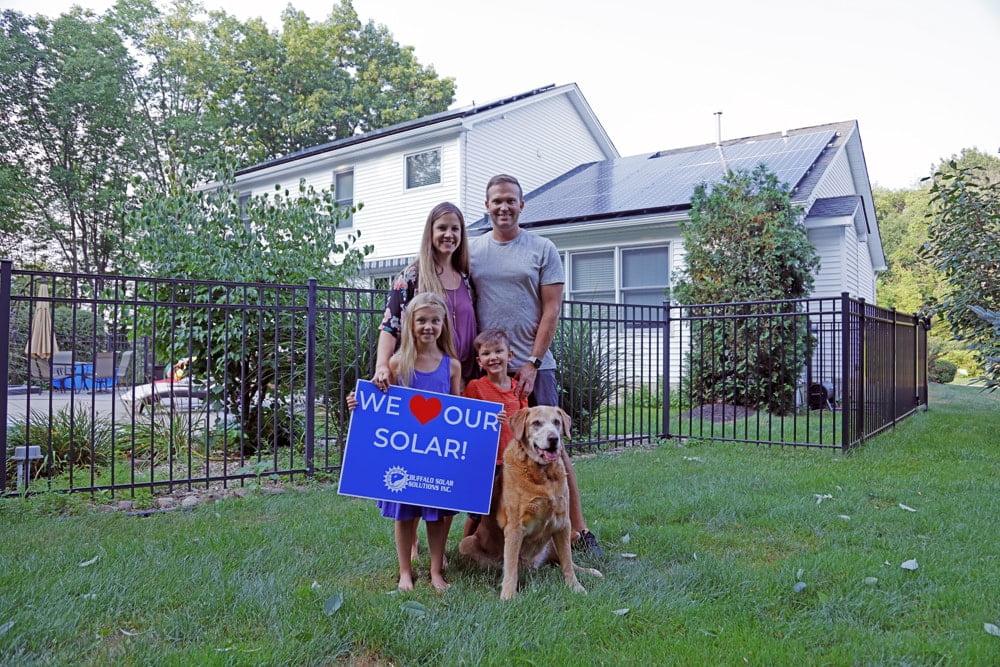 Burch Family - Buffalo Solar Solutions - Buffalo NY