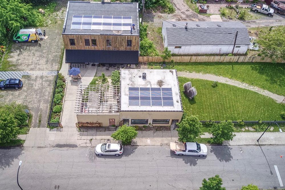Five Points Bakery - June 2019 - Buffalo Solar Blog - Buffalo Solar Solutions